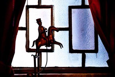 Ristorante Il Montalcino dettaglio finestra