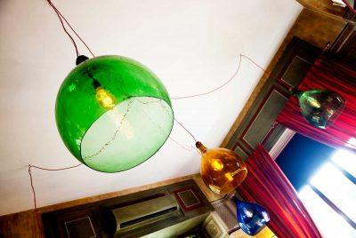 Ristorante Il Montalcino lampade