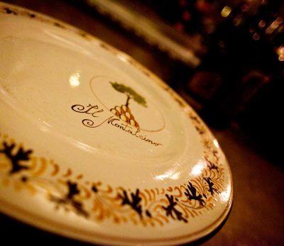 Ristorante Il Montalcino piatto