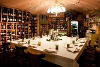 Ristorante Il Montalcino sala business