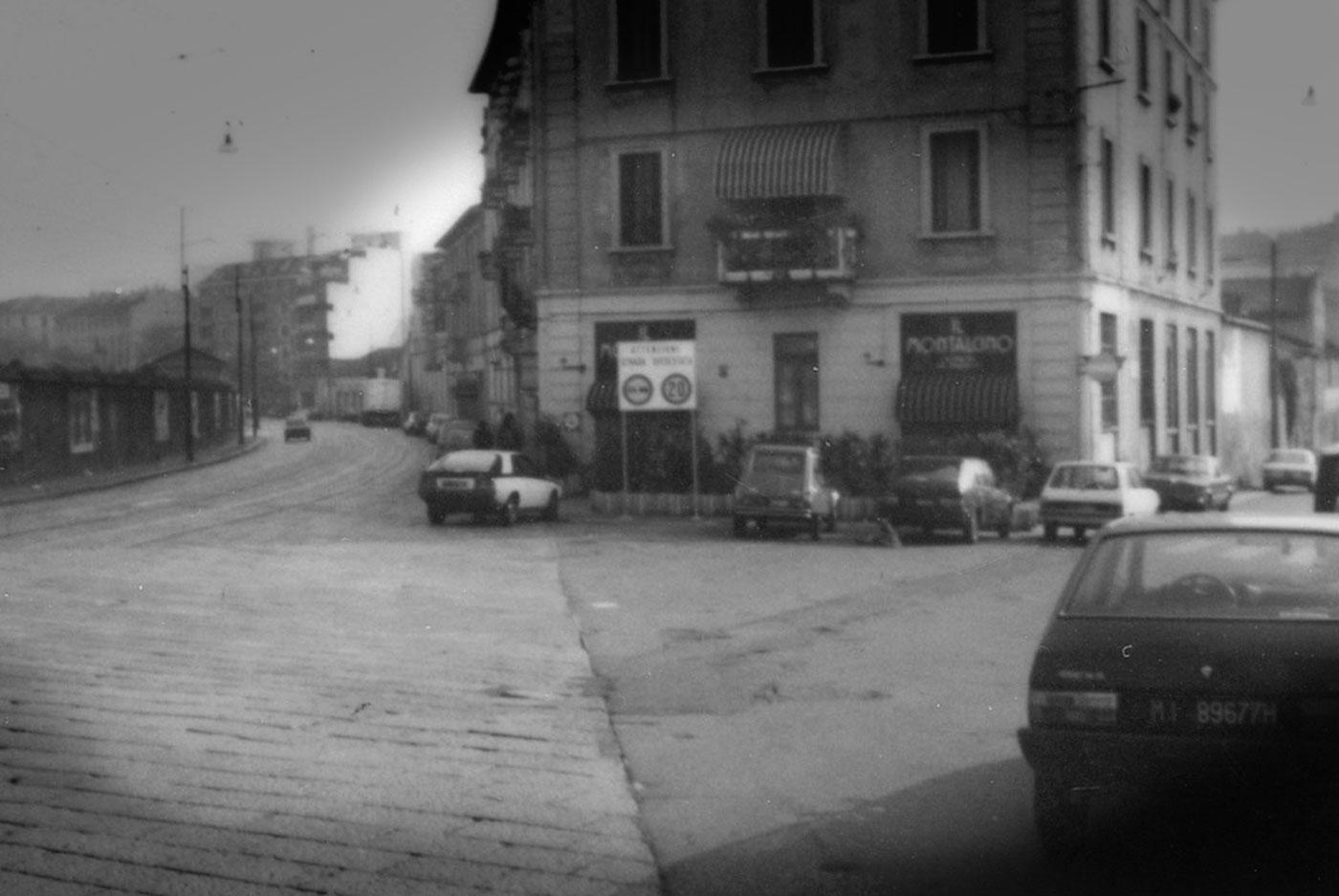 Ristorante Il Montalcino sul naviglio vecchia foto