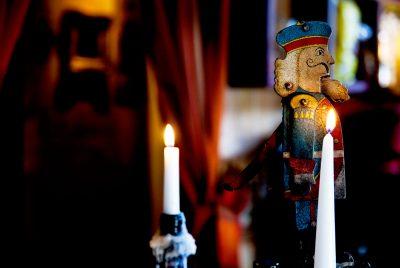 Ristorante Il Montalcino candela